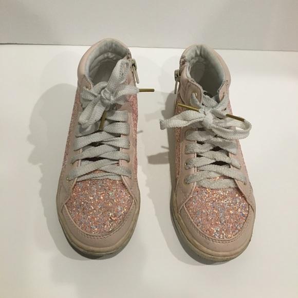 Justice Girls Pink Glitter